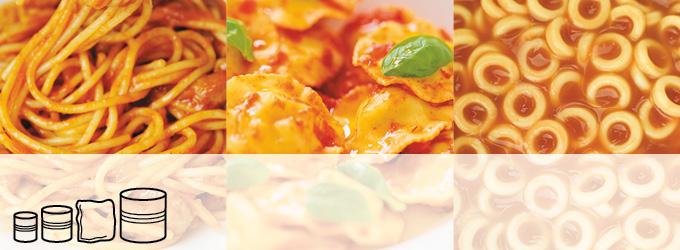Prepared pasta